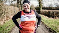 Meet the marathon runner with dementia