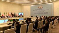 نشست صلح و همکاریهای امنیتی تاشکند