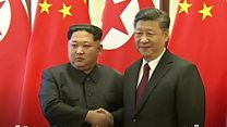 لماذا ذهب كيم جونغ أون إلى الصين؟