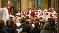 Truro Cathedral Choir Concert