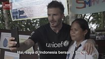 Sripun, remaja Semarang yang ambil alih Instagram David Beckham