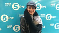 Lisa Stansfield: My IVF anaesthetist was a big fan