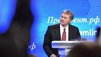 Три важных вопроса Дмитрию Пескову: о домогательствах, Кемерове и госканалах