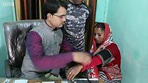 Jhola chap, 'dokter otodidak' di India