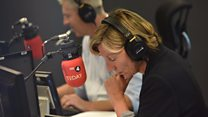 Sarah Montague says goodbye after 18 years