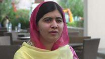छह साल बाद पाकिस्तान लौटीं मलाला का बीबीसी को ख़ास इंटरव्यू