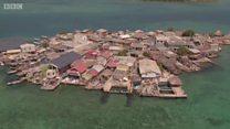 500 பேர் வாழும் கால்பந்து மைதான அளவுள்ள மிகச் சிறிய தீவு