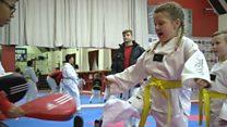 Double amputee makes GB Taekwondo squad