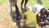کشتهشدن '۱۶ فلسطینی' در تیراندازیهای اسرائیل