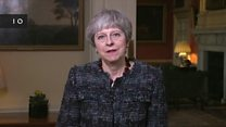PM makes Grenfell tribute in Easter message