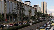 Nidaamka bullaacadaha Nairobi oo wax laga qabanayo