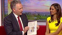 BBC Breakfast falls for April Fools joke