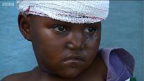เหตุสังหารหมู่ที่หมู่บ้านในคองโก