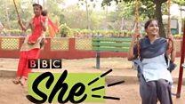 #BBCShe: 'હું શરમ અને સંકોચ અનુભવી રહી હતી'