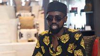Ugo Mozie: Di Nigerian designer wey dey style Hollywood celebs