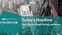 O serviço que tenta popularizar o uso de helicópteros em São Paulo