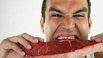 تناول اللحوم يهدد الكوكب!