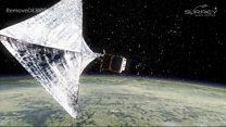 ماهواره زبالهجمعکن