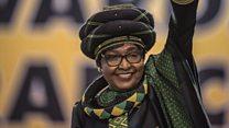من هي ويني مانديلا؟
