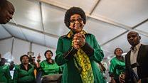 """L'Afrique du Sud rend hommage à """"Mama Winnie"""""""