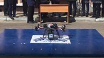 Фатальний політ першого російського поштового дрона