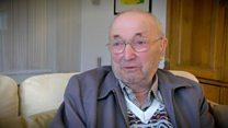Holocaust survivor: Nazis 'weren't human'