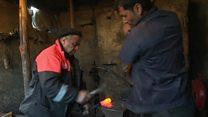 روستایی که ساکنانش خود را وارث کاوه آهنگر میدانند