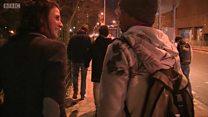 أسر بلجيكية تستضيف اللاجئين غير الشرعيين للمبيت