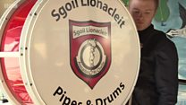 Western Isles pipers set for New York