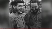 Куба революционери Че Геваранын өмүр таржымалы