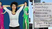 مهاجم آمریکایی-ایرانی یوتیوب که از «سانسور ویدیوهایش ناراضی بود»