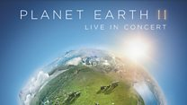 BBC Worldwide and Royal Albert Hall Presents Planet Earth II Live in Concert