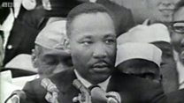 Kalli bidiyon gwagwarmayar Martin Luther King