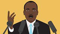 Quién era Martin Luther King, el líder contra la segregación racial en EE. UU. asesinado hace 50 años