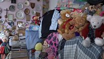 Hoarders' sons evicted from house