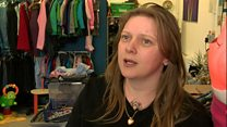 People 'crying' over school uniform cost