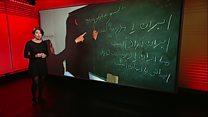 آمار بیسوادی مطلق در ایران