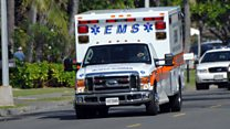 When Uber drivers replace ambulances