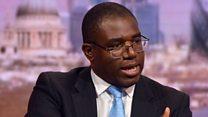 London stabbings: 'Mayor has yet to visit'
