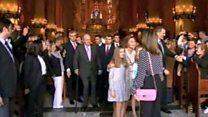 مشاجره ملکه اسپانیا و مادرشوهرش جنجالی شد