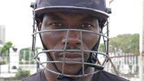 Na Cricket dey feed me - Nigeria Cricket player