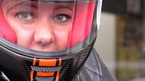 Mum's motorbike campaign in memory of son