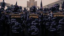 """Украјинска Национална милиција """"тренира строгоћу"""""""