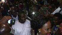 Julius Maada Bio, élu président de la Sierra Leone