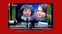 Russian TV airs 'Skripal phone call'