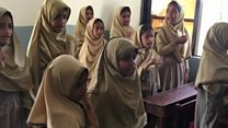 दोस्त की ज़बान सीखता पाकिस्तान