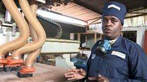 'I can make better doors here in Rwanda'