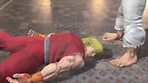 Street Fighter II: AR gives game new life