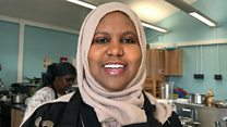 The Somali women empowered by cooking