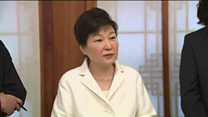 Lourde sentence pour Park Geun-hye